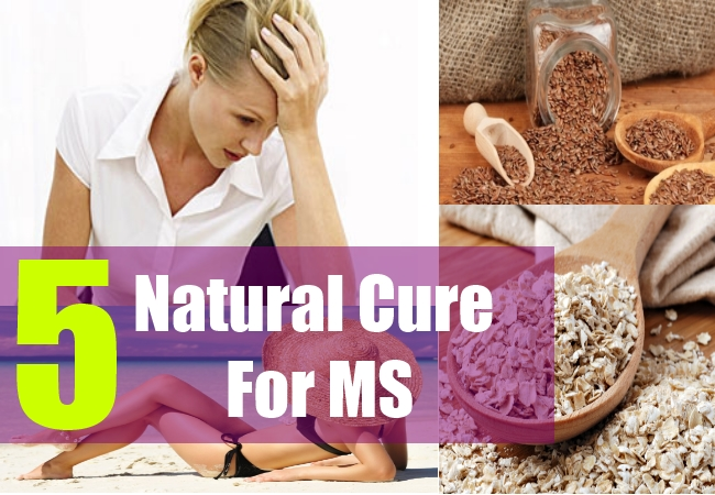5 Natural Cure For MS (Multiple Sclerosis)
