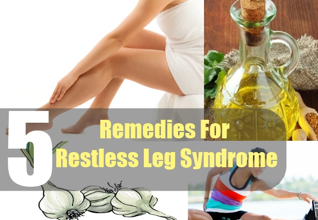 5 Remedies For Restless Leg Syndrome
