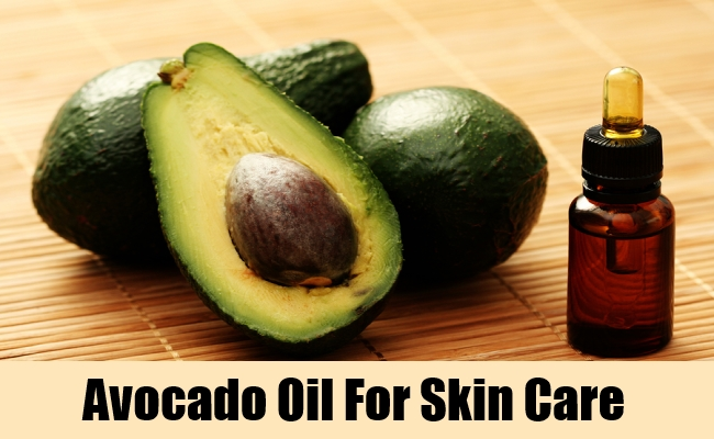 Avocado Oil For Skin Care