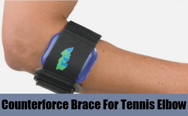 Counterforce Brace For Tennis Elbow
