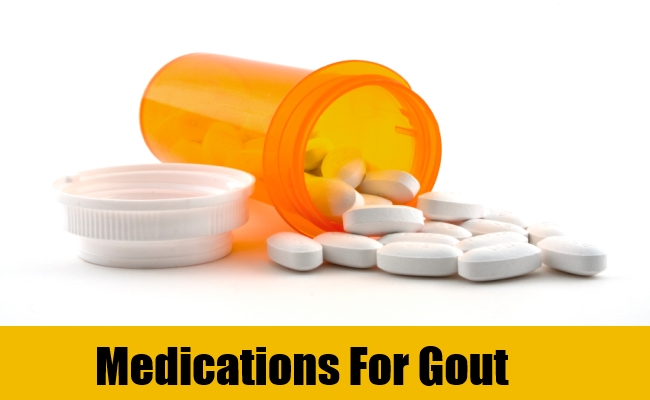 Medications For Gout