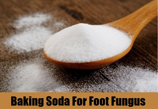 Baking Soda For Foot Fungus