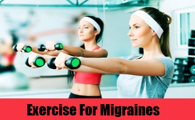 Exercise For Migraines