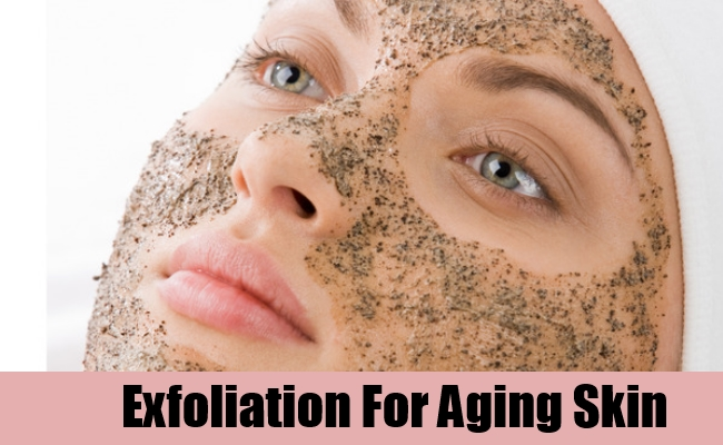 Exfoliation For Aging Skin