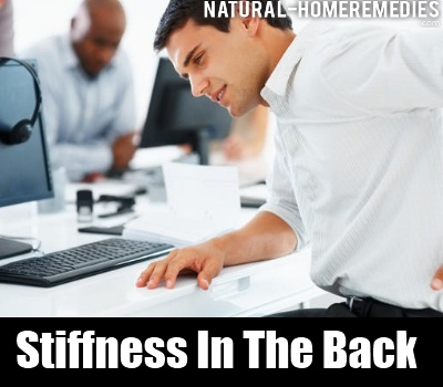 stifness in back