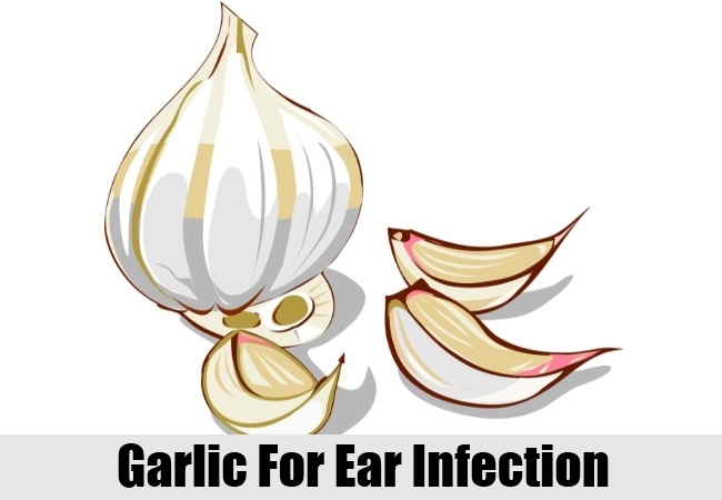 Garlic For Ear Infection