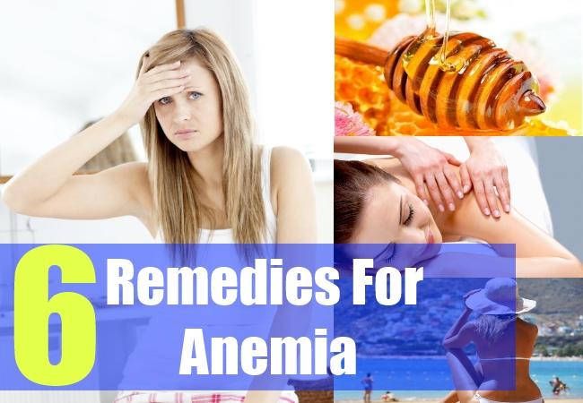 6 Remedies For Anemia