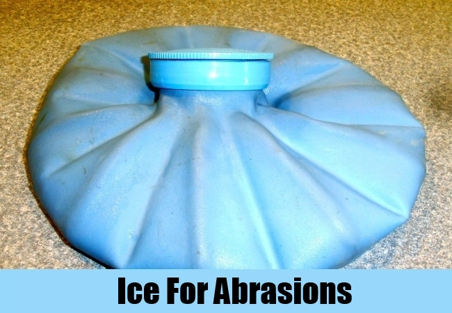 Ice For Abrasions