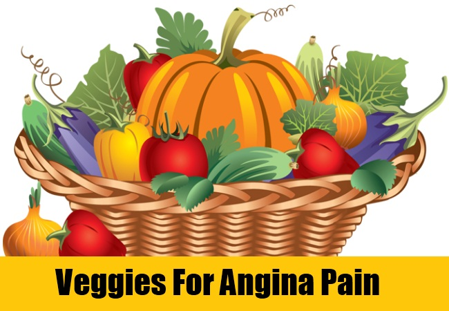 Veggies For Angina Pain