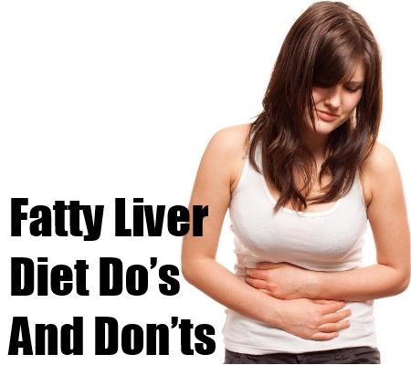 Fatty Liver Diet Do's And Don'ts