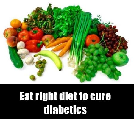 Eat right diet