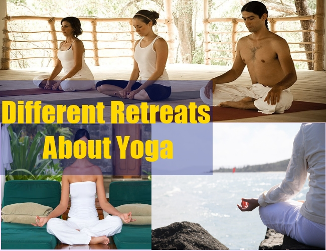 Retreats About Yoga