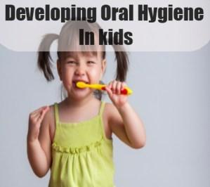 Oral Hygiene In kids