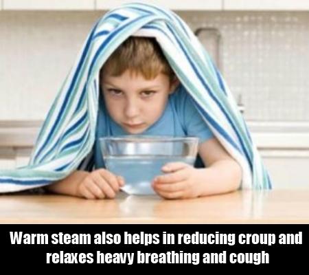 Take steam