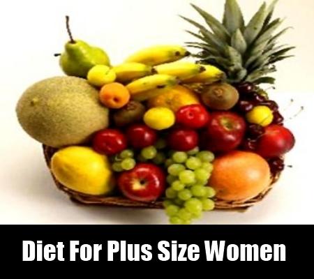 Diet For Plus Size Women