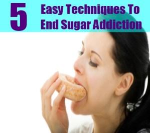 End Sugar Addiction