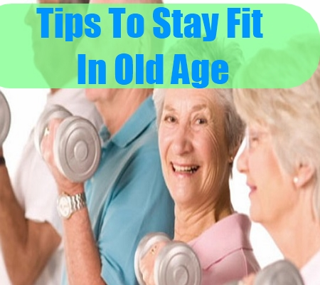 Staying Fit Even At Old Age