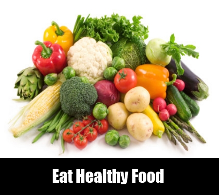 Eat Healthy Food