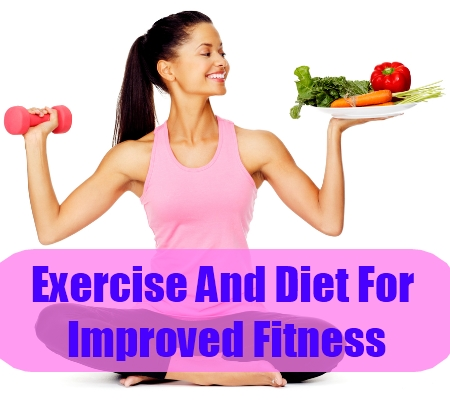 Exercise And Diet For Improved Fitness
