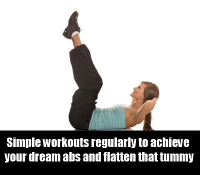 Importance of Abs Workout Routines