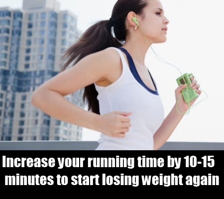 Increase The Running Time
