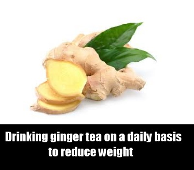 Shed Calories With Ginger Remedy For Weight Loss
