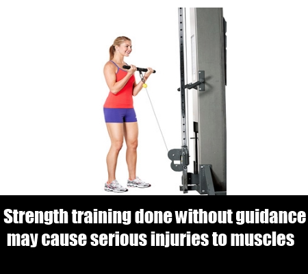 Dangers of Strength Training