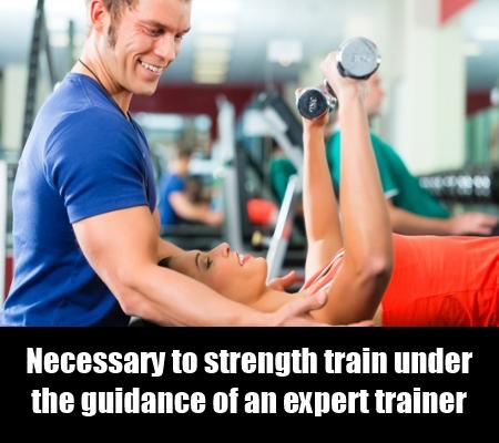 How To Start Strength Training