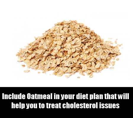 Oatmeal For Reducing Cholesterol