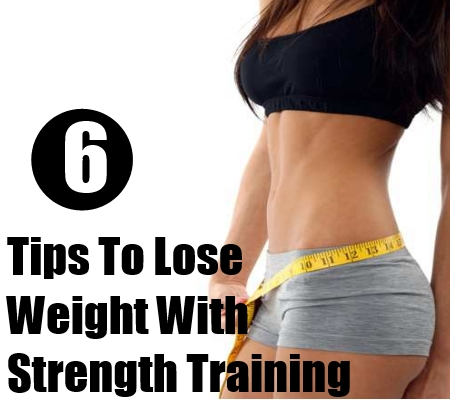 Quickly With Strength Training