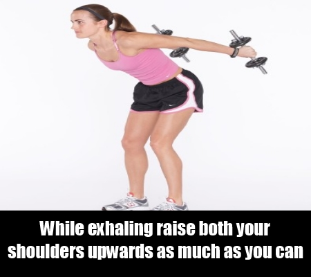 Shoulder Lift And Squeeze