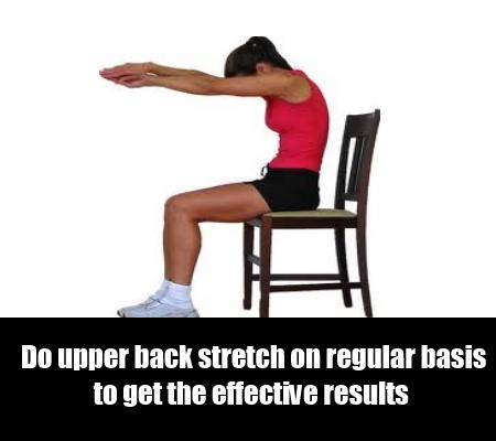Upper Back Stretch
