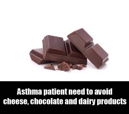 Avoid Mucus Producing Foods
