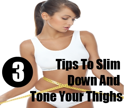 Tips To Slim Down