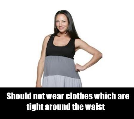 Wear Lose Clothes