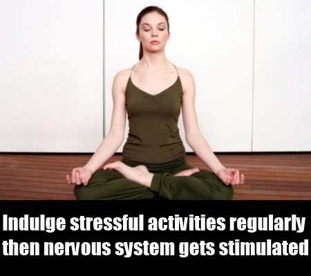 Deep Breathing Stimulates Parasympathetic Nervous System