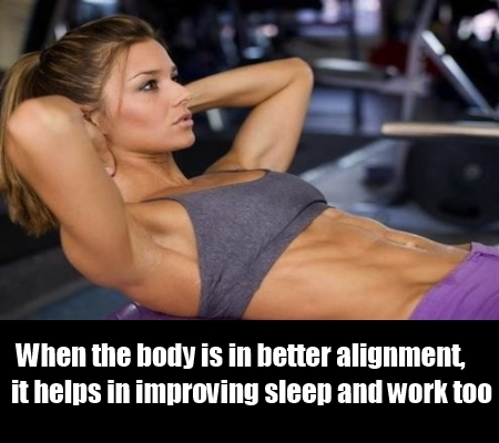 Bring Your Body In Better Alignment