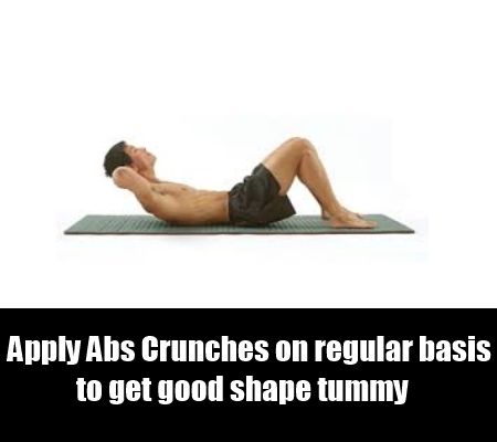 Proper Abs Crunches