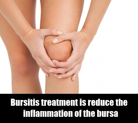 Bursitis Treatment Options
