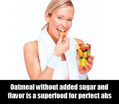 Unsweetened Oatmeal