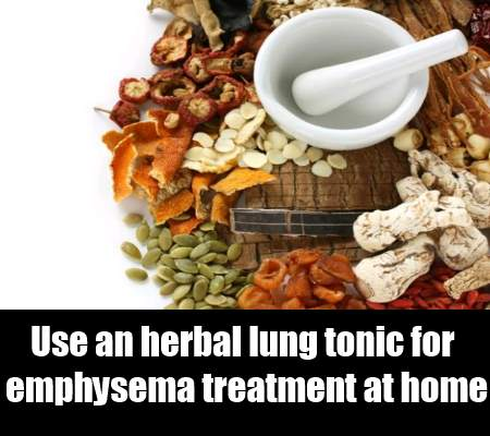 Herbal Lung Tonic