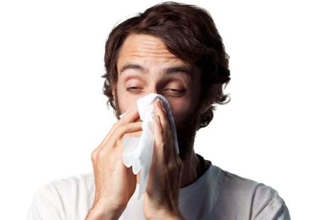 Prevention of colds and infections