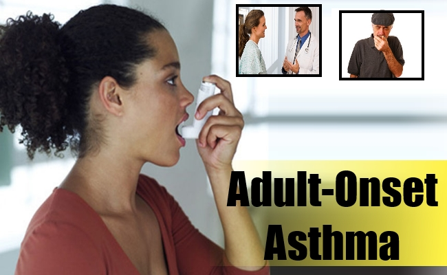 Adult-Onset Asthma