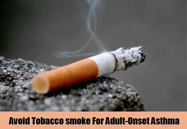 Tobbaco Smoke