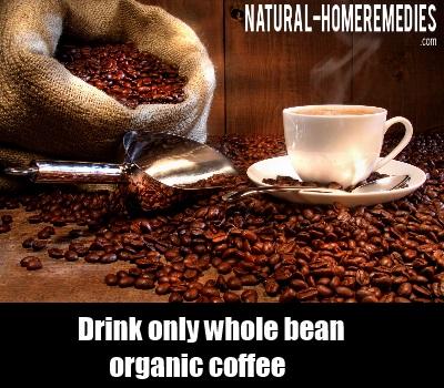 whole bean organic coffee