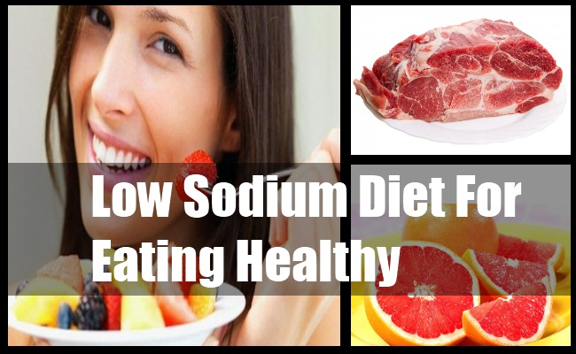Low Sodium Diet