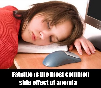 What Are The Side Effects Of Anemia Natural Home