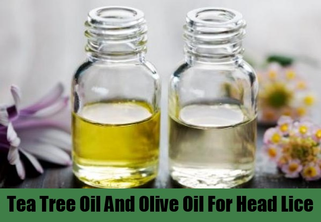 Tea Tree Oil And Olive oil