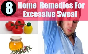 Home Remedies For Excessive Sweat