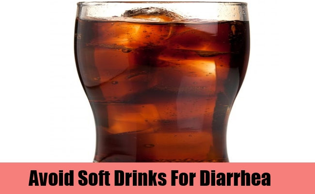 Avoid Soft Drink